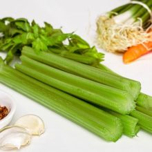 Celery Compound Found to Destroy 86% of Lung Cancer Cells