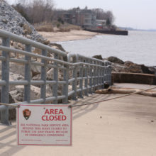 Cancer Causing Chemical Spill Closes Lake Michigan Beaches