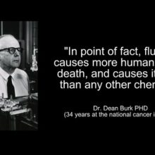 Fluoride Causes Neurological Disorders, Destroys Brain and Bone, Fuels Cancer