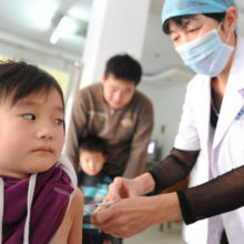 Report: China's FDA Says Over 650,000 Faulty Vaccines Have Been Recalled